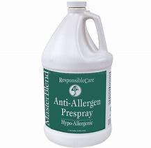 Anti Allergen Detergent Rinse Emerald Coast Supply